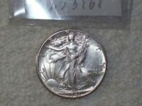 1939 LIBERTY HALF DOLLAR UNCIRCULATED