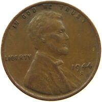 UNITED STATES CENT 1944 S LINCOLN A14 085