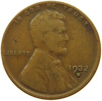 UNITED STATES CENT 1932 D QL 739