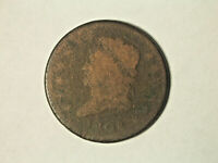 1808 CLASSIC HEAD LARGE CENT CIRCULATED CONDITION