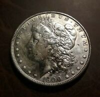 1900  MORGAN DOLLAR