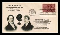 DR JIM STAMPS US LOUISIANA PURCHASE MASONIC FIRST DAY COVER