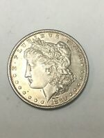 1880-S $1 MORGAN SILVER DOLLAR