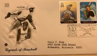 1ST DAY COVER  STAMPS LEGENDS OF BASEBALL . ROBERTO CLEMENTE