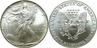 1993 AMERICAN SILVER EAGLE UNCIRCULATED IMPAIRED