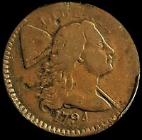 1794 HEAD OF 1794 LARGE CENT