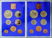 1977 COINAGE OF GREAT BRITAIN AND NORTHERN IRELAND PROOF COI