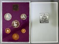 1980 COINAGE OF GREAT BRITAIN AND NORTHERN IRELAND PROOF COI