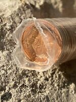 1998 CANADIAN PENNY UNOPENED ROLL OF PENNIES