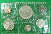 1966 CANADA SILVER DOLLAR $1 TO1 CENT SPECIMEN 6 COIN SET