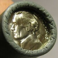 1943 D OBW ORIGINAL BANK WRAPPED ROLL UNCIRCULATED SILVER JE