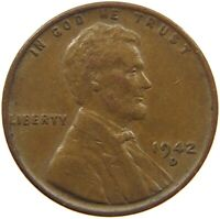 UNITED STATES CENT 1942 D S54 661 YY