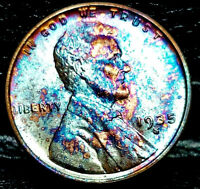 1935 S LINCOLN WHEAT CENT CENT-