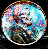 1944 D LINCOLN WHEAT CENT CENT-