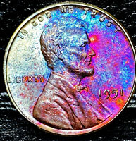 1951 P LINCOLN WHEAT CENT CENT-