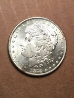 1878 S MORGAN DOLLAR.   BU UNC GREAT FROSTED LUSTER