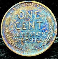 1909-P VDB LINCOLN WHEAT CENT CENT-