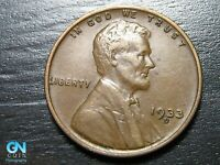 1933 D LINCOLN CENT WHEAT CENT  --  MAKE US AN OFFER  B9571