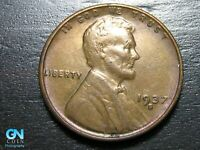 1937 S LINCOLN CENT WHEAT CENT  --  MAKE US AN OFFER  B9576