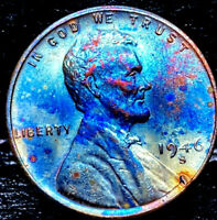 1946 S LINCOLN WHEAT CENT CENT-
