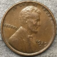 1929 D LINCOLN WHEAT CENT PENNY - HIGH GRADE  FREE SHIP. E473