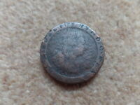 OLD COLLECTION BRITISH KINGS GEORGE III LARGE COIN 1797 - 35MM