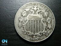1873 SHIELD NICKEL  --  MAKE US AN OFFER  B9742