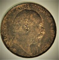 1902  GREAT BRITAIN PENNY       229