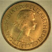 1953   GREAT BRITAIN PENNY            225