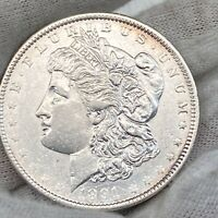 1891-O $1 MORGAN SILVER DOLLAR