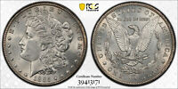 1885-CC MORGAN DOLLAR - PCGS MINT STATE 63