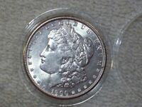 1900  MORGAN DOLLAR BRILLIANT UNCIRCULATED