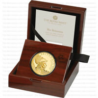 2021 ROYAL MINT PREMIUM EXCLUSIVE GOLD PROOF TWO OUNCE BRITANNIA 2OZ   BOXED