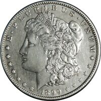 1899-O $1 MORGAN SILVER DOLLAR VF/EXTRA FINE  DETAILS CLEANED / CULL COND. 041021119