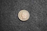 1904 INDIAN HEAD CENT GOOD CONDITION SOLID  OLD COIN SHIPS FREE 13