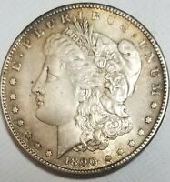 1890-S MORGAN SILVER DOLLAR COIN 90SILVER BEAUTIFUL COIN SEE PHOTOS