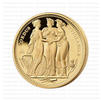 2021 ST HELENA THE THREE GRACES GOLD PROOF TWO OUNCE 2OZ   O