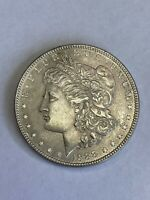 1888 P MORGAN SILVER DOLLAR $1 ABOUT UNCIRCULATED AU A83