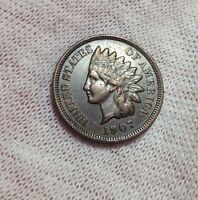 1907 1C BN INDIAN CENT BEST OFFER CHECK OU MY OTHER LISTINGS  7