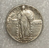 1929 STANDING LIBERTY QUARTER UNGRADED