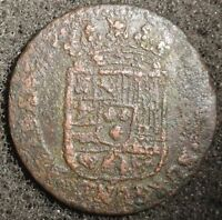 1600S 1700S SPANISH NETHERLANDS OORD LIARD LIEGE  MAKE AN OFFER!