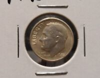 UNCIRCULATED 1949S FDR DIME WITH