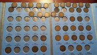 39 VARIOUS INDIAN HEAD PENNIES BETWEEN 1864 AND 1909