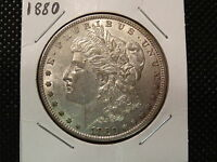1880 MORGAN SILVER DOLLAR 2  NUMBER IS FOR MY RECORDS SO U GET CORRECT COIN