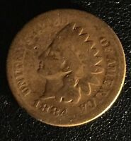 1884 P INDIAN HEAD 1C GOOD? ULTRA LOW FIXED PRICEL40