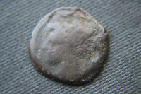 ANCIENT GREEK CARTHAGE PUNIC COIN 2ND CENTURY BC