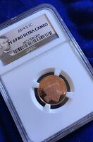 2014 S NGC PR69 DCAM    LOOKS PERFECT STUNNING ULTRA LOW FIXED PRICE
