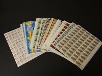 $206.44 FACE VALUE ALL MINT POSTAGE LOT