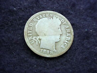1898 BARBER DIME NICE COIN  7