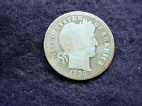 1898 BARBER DIME NICE COIN  67